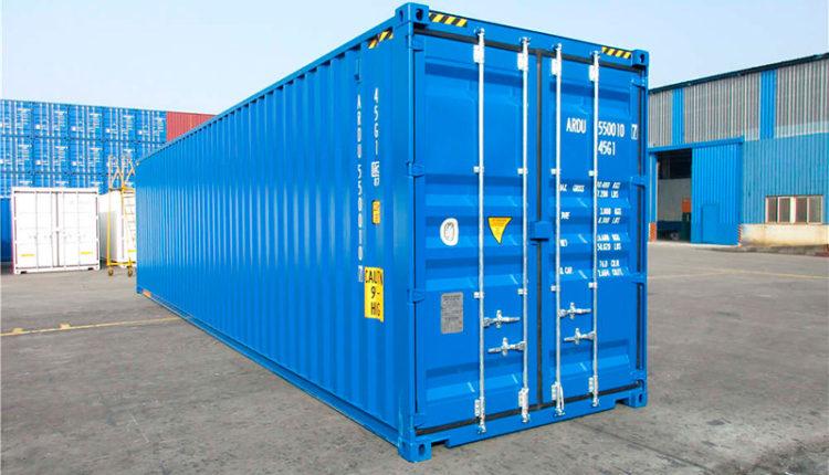 Размеры контейнера 40 футов