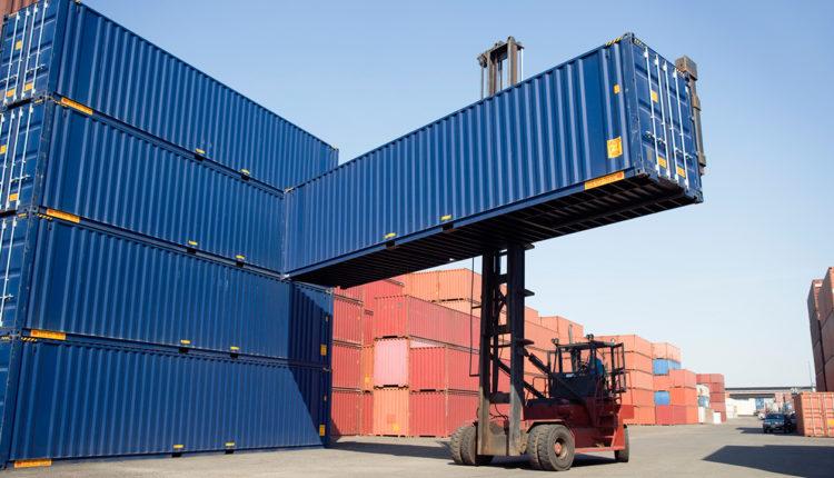 Габариты морского контейнера 40 футов